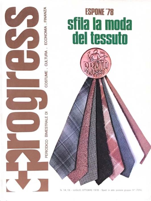 Espone 78 Sfila la moda del tessuto