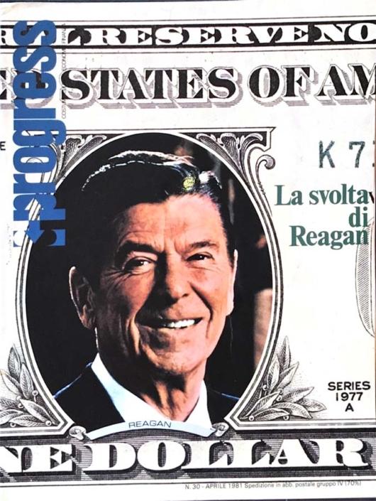 La svolta di Reagan
