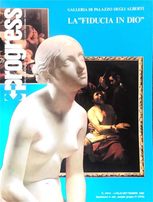 """Galleria di palazzo degli Alberti """"La fiducia in Dio"""""""