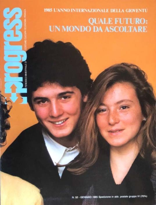1985 l'anno internazionale della gioventù